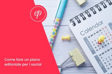 Come fare un piano editoriale per i social