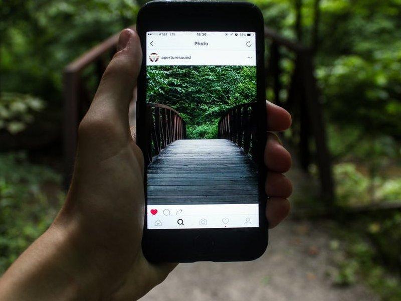 Come funziona l'algoritmo di Instagram nel 2018