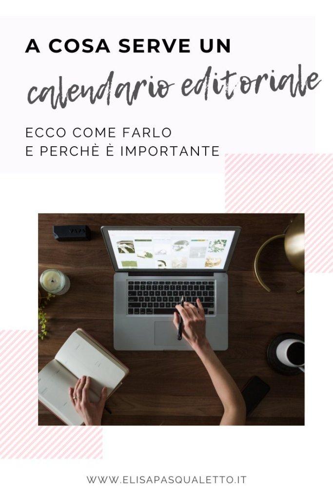 Calendario editoriale: cos'è e a cosa serve