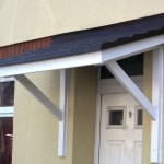 Give An Attractive Look To Your Home Entrance With Door Canopy Elisdecor Com
