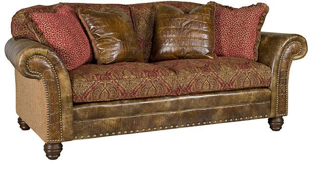 best leather fabric sofa elisdecor