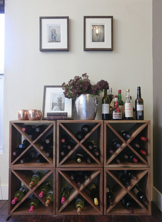 wine rack ideas elisdecor com