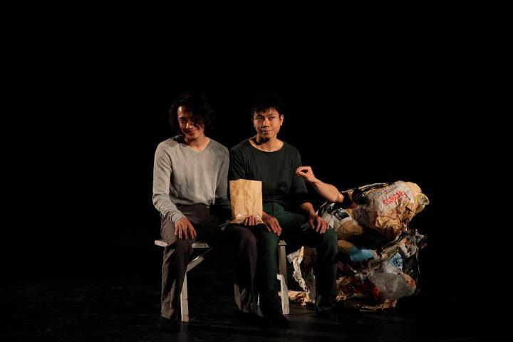 藝術即生活──評驫舞劇場《翻滾吧!舞男》