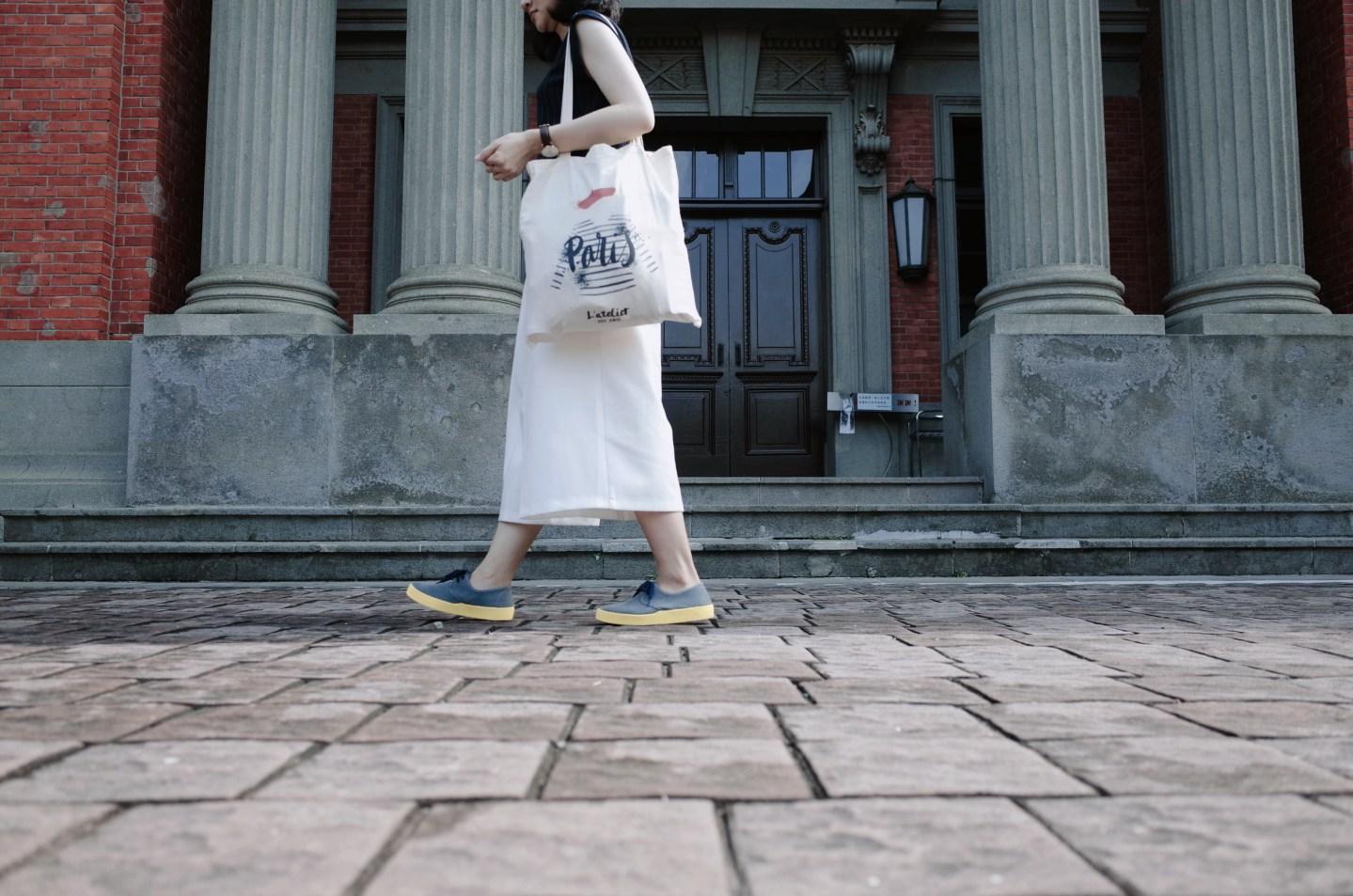 Material Girl|The Handmade Derby: OLI 13 from Spain 西班牙手工帆布鞋 OLI 13