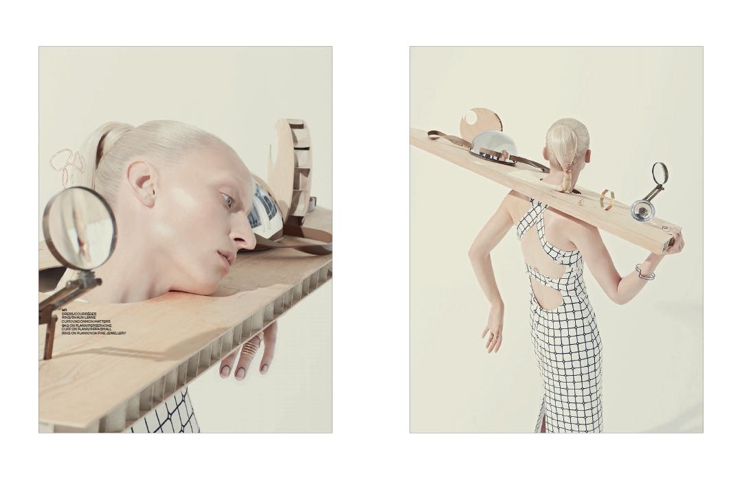 Fashion Observation|DANSK Magazine, Let Chaos Reign 丹麥獨立時裝雜誌 DANSK 的前衛叛逆