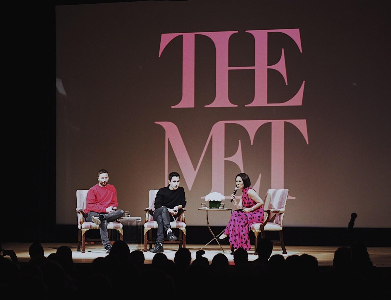 NYC Observation #002|大都會博物館設計師對談之夜:Proenza Schouler 的戲劇時刻