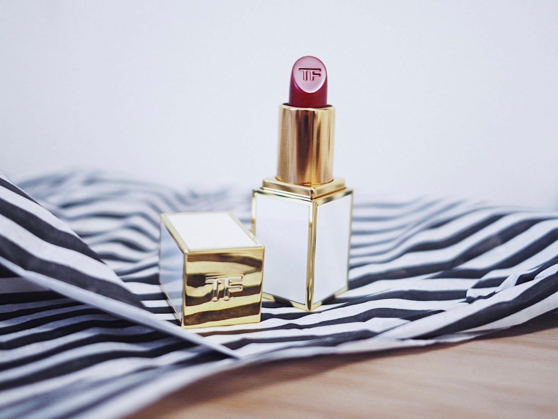Lipstick|Tom Ford Girls #024 Emma 原來是限量款的迷你白管!