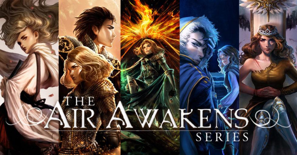 Imagini pentru air awakens series