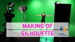 danse phénoménale making of silhouette