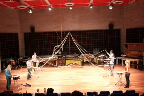 strings attached with Defying Gravity 2012 @ WAAPA