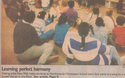 Dekalb Extra | Learning Perfect Harmony
