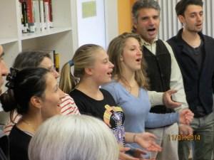 sing workshop elise