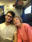Edoardo-Elise-on-train