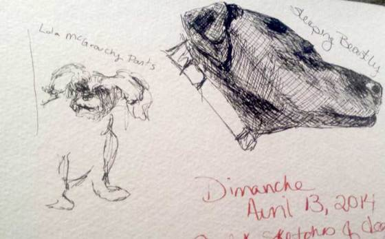 lola-and-beasley-sketch