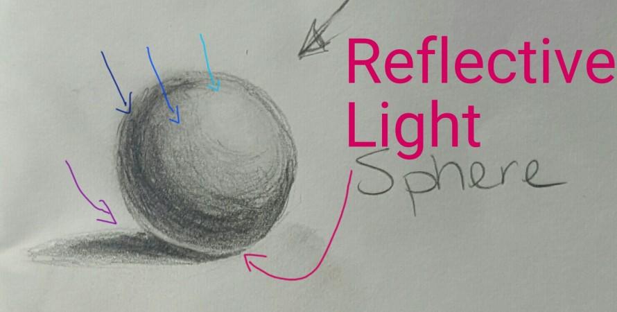 Sphere Diagram, graphite on paper, ©ElishaDasenbrock2015