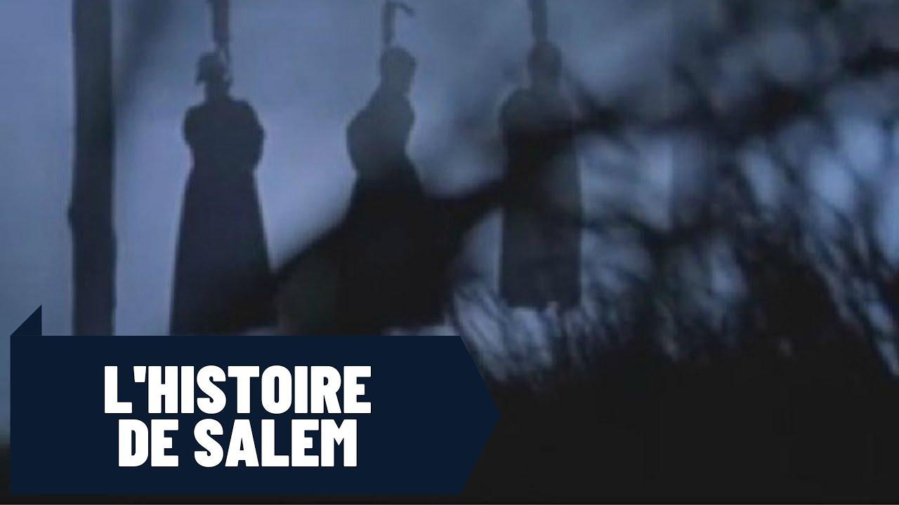 1692. Les Sorcières de SALEM