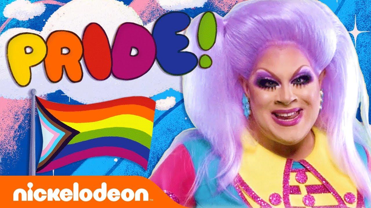 Le Réseau pour Enfants Nickelodeon endoctrine les Tout-Petits