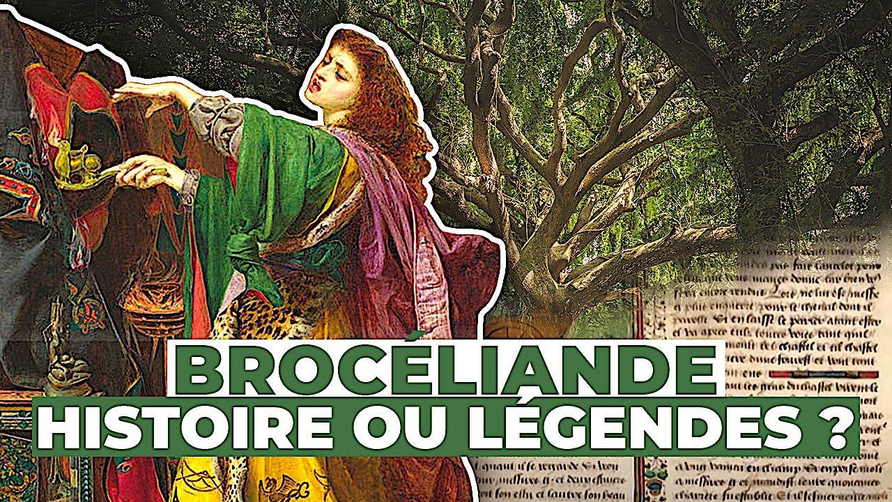 Brocéliande… Histoire ou Légendes