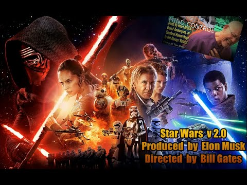 Star Wars v 2.0. High-Tech Weapons. 5G. Mind Control