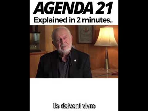 Comprendre l'Agenda 21 – G. Edward Griffin
