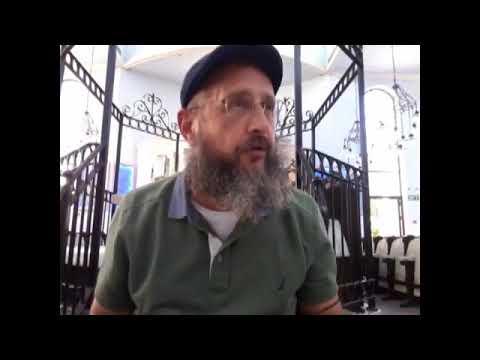 """Rav Dynovisz: """"Zemmour le juif algérien a complètement perdu la tête"""""""
