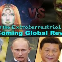 Histoire de l'agenda extraterrestre et de la révolution mondiale à venir