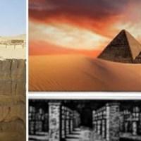 Il y a une « ville » souterraine perdue sous les pyramides de Gizeh