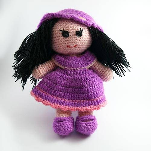 Cat Kid Design - Amigurumi Hello Kitty | MiaMano | 500x500