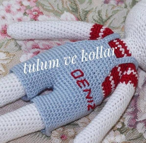 Örgü Bebek Yapımı - Home   Facebook   583x597