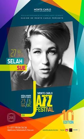 Affiche concert Selah Sue