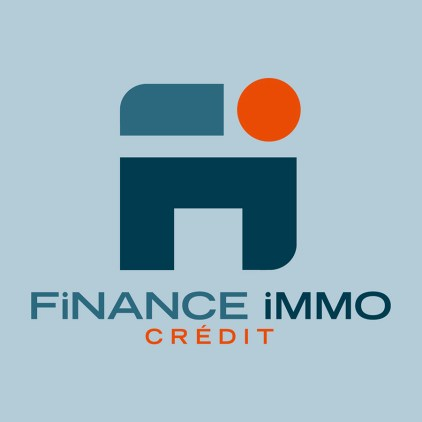 Elision crée le logo Finance immo