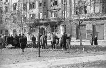 Rákóczi tér 1956 -Fortepan 40011