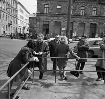 Rákóczi tér 1972 -Fortepan 22468