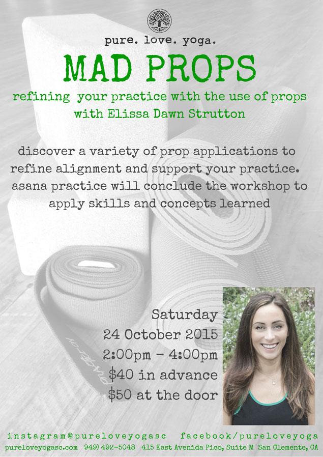 props workshop