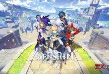 لعبة Genshin Impact للكمبيوتر