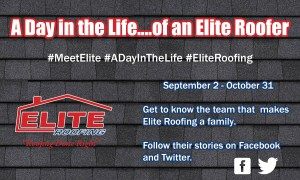 Elite Roofing - day in the life