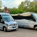 VIP Coaches Mini Coaches Worcester