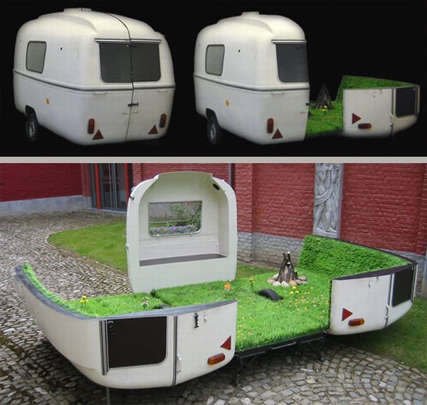caravan a portable park by kevin van braak 1 Elite Find of the Day: Caravan, a Portable Park by Kevin Van Braak