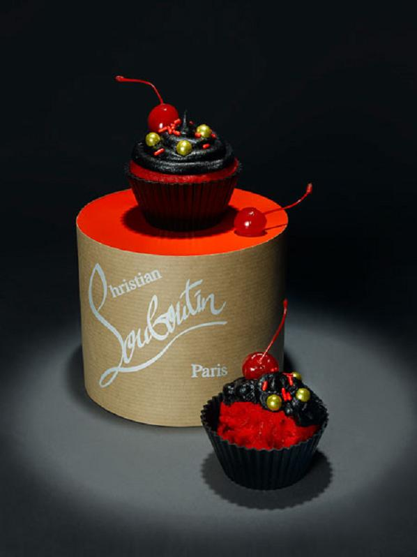 christian louboutin cupcakes Now You Can Have Your Fashion & Eat Your Cake Too