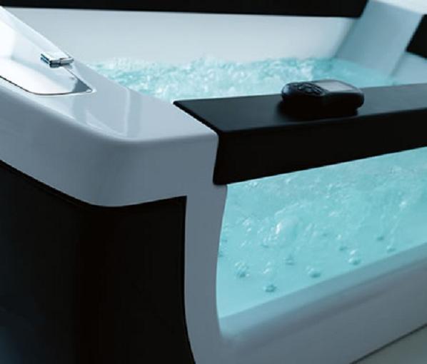 Gruppo Treessees Vision Bathtub For Some See Through