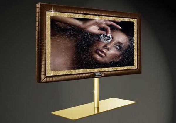 Stuart Hughes Presents A 25 Million High Definition TV