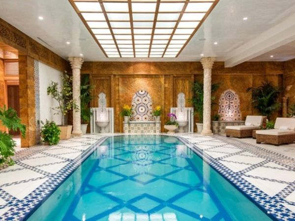 Crescent Palace In Beverly Hills By Mohamed Hadid Listed