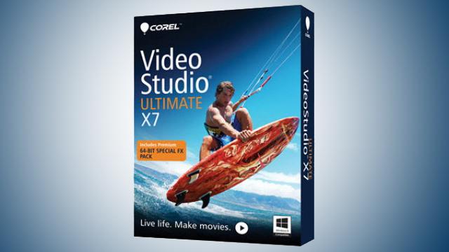 Обзор Corel VideoStudio X7 Ultimate
