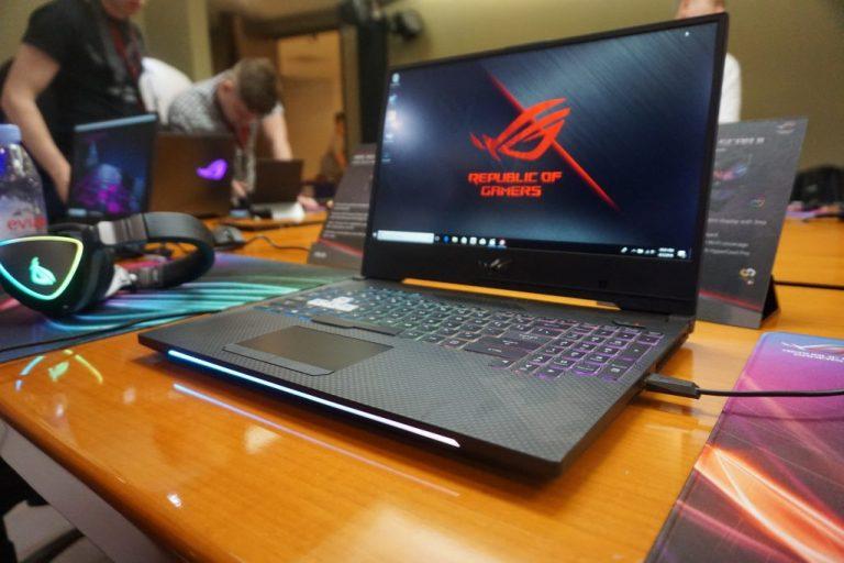 Asus ROG Strix Scar 2 первый взгляд – обновление версии 0.5 до прошлогодней модели