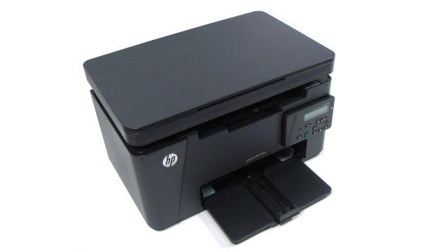 Обзор МФУ HP LaserJet Pro M125nw