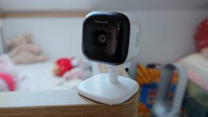 Panasonic Умный дом Комплект камеры наблюдения ребенка KX-HN6001EW Обзор