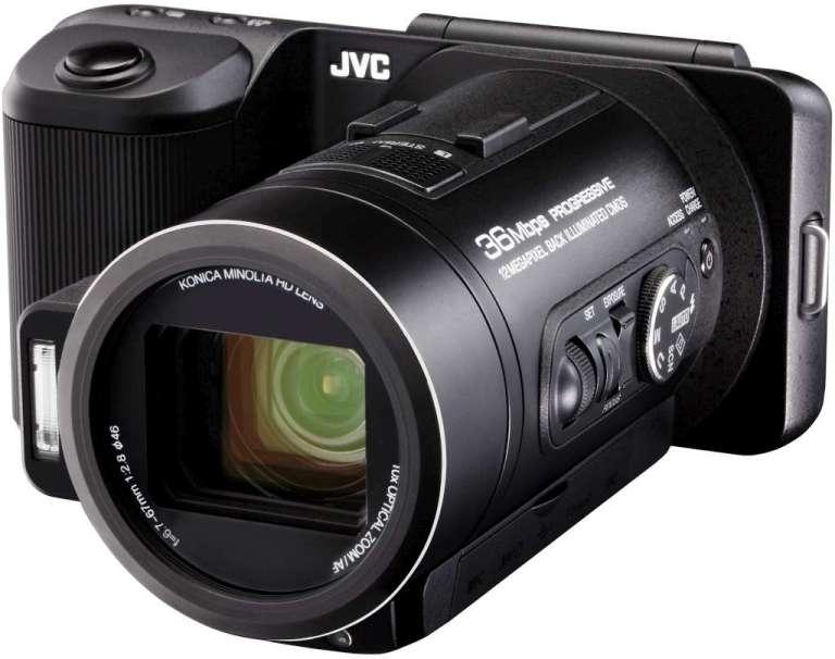 Обзор JVC GC-PX10 |  Надежные отзывы