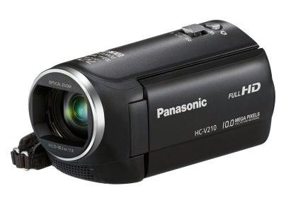 Обзор Panasonic HC-V210    Надежные отзывы