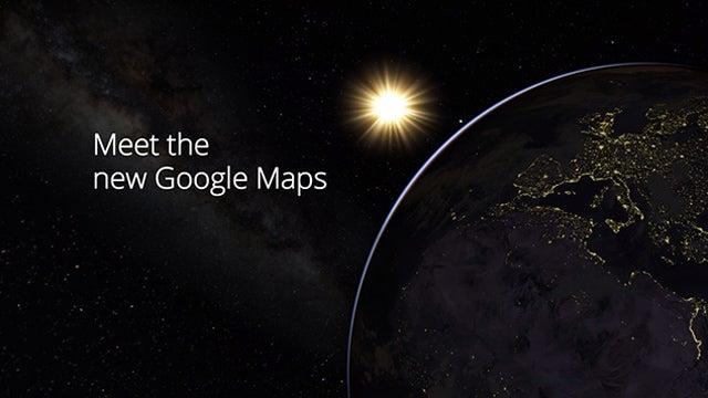 Обзор Google Maps 2013    Надежные отзывы
