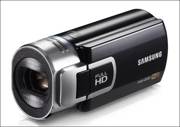 Обзор Samsung HMX-QF30    Надежные отзывы